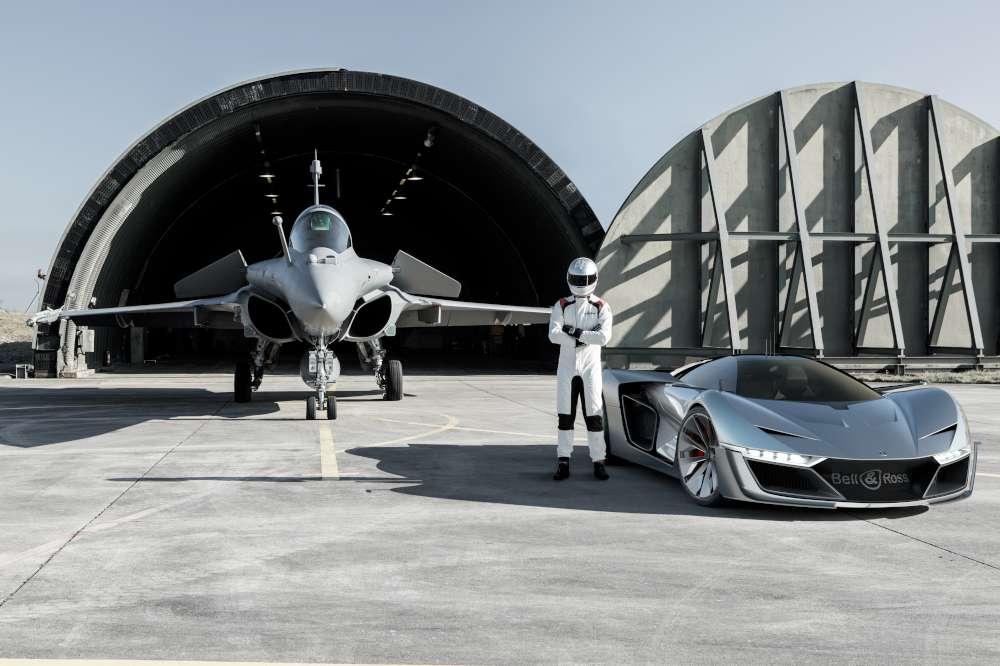 Bell & Ross AeroGT concept car