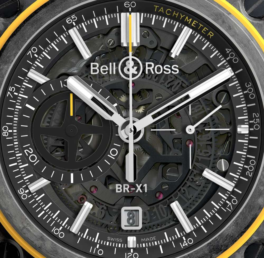 Bell & Ross BR-X1 RS16 chronograph