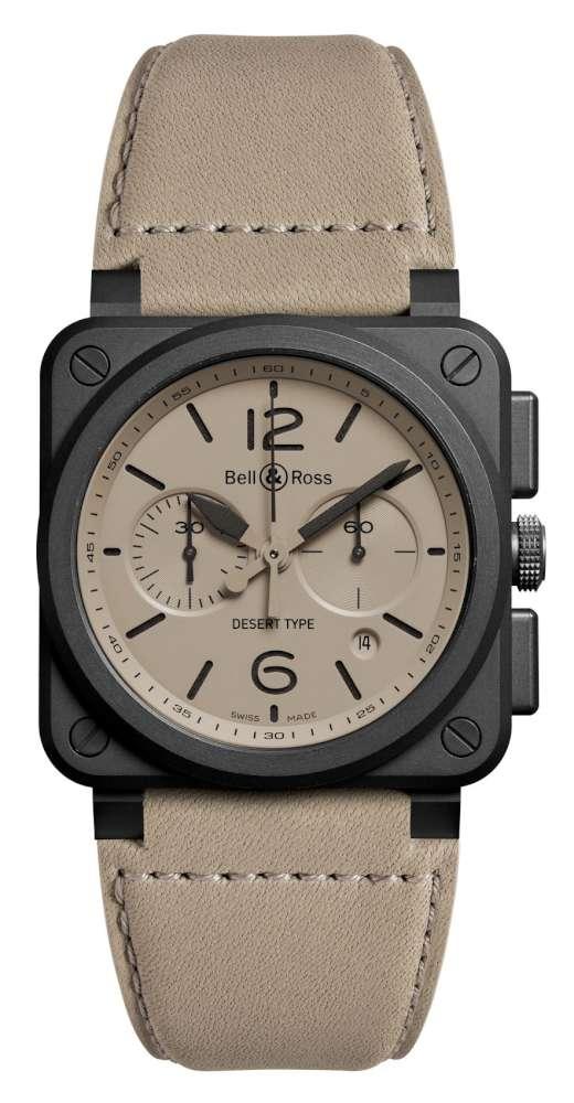 Bell & Ross BR 03-94 Desert Type chronograph