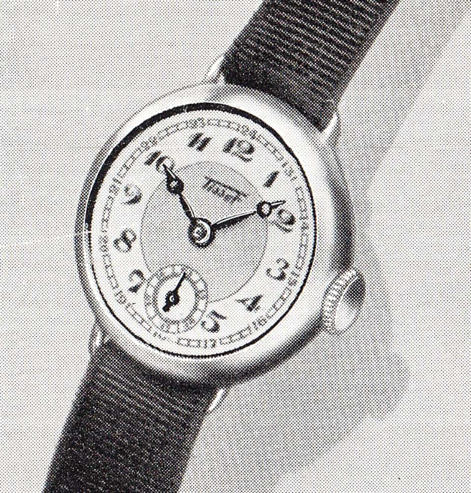 Tissot 1936 catalogue
