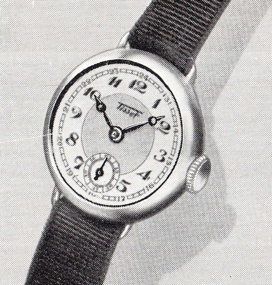 Tissot 1936 catalogue