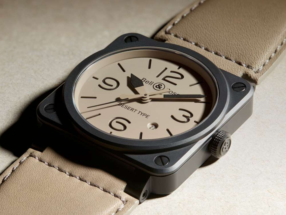 Bell & Ross BR 03-92 Desert Type automatic