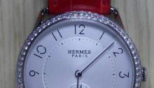 Slim d'Hermès Manufacture