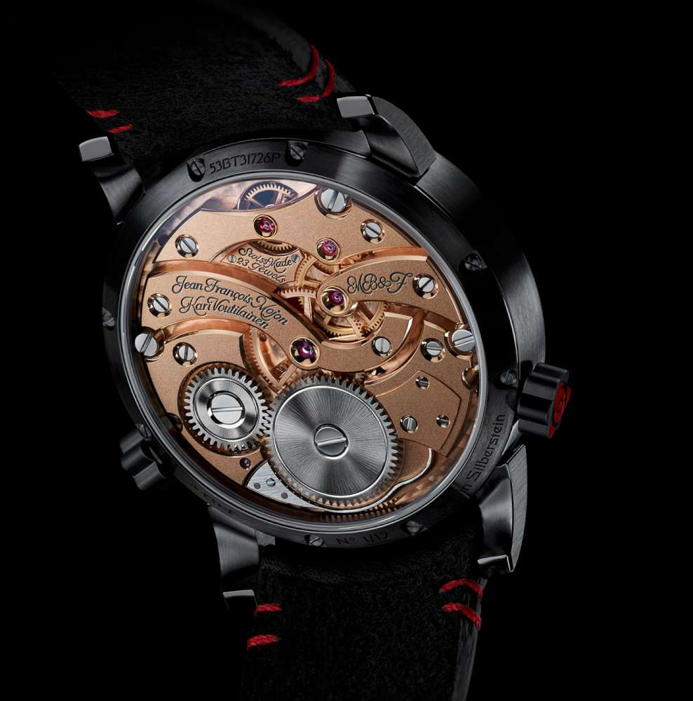 MB&F LM1 Silberstein movement