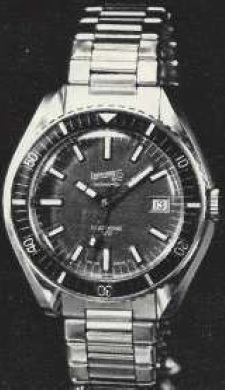 Eberhard & Co. Scafograf 300, original 1950s version