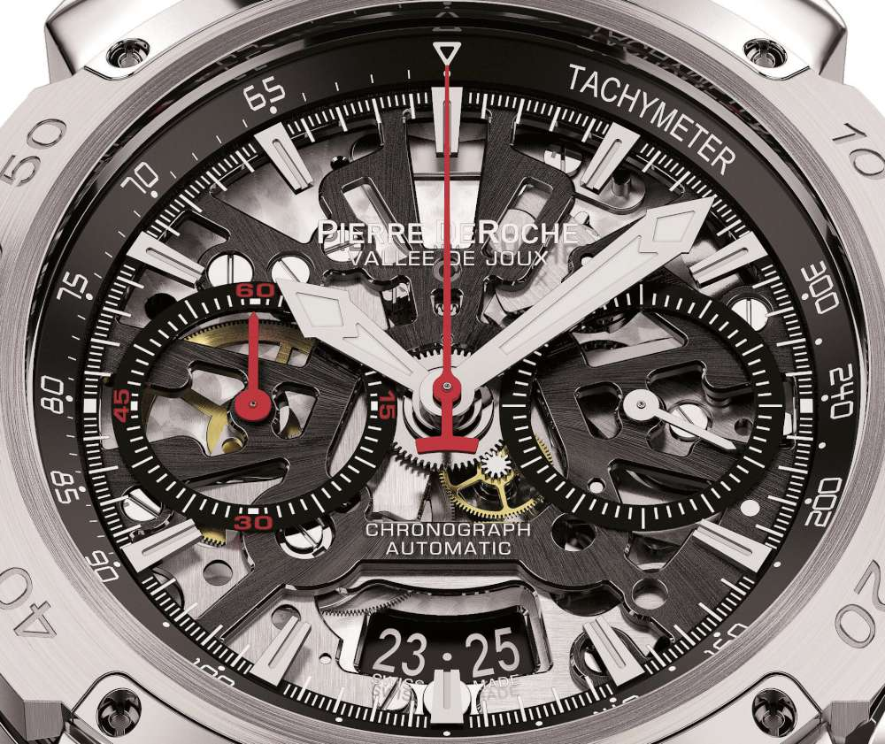 Pierre DeRoche TNT Chrono 43