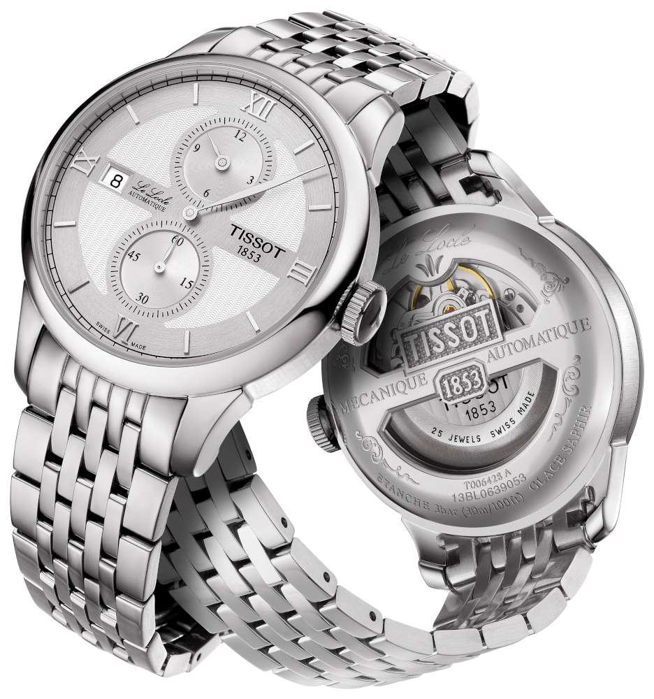 Tissot Le Locle Regulateur