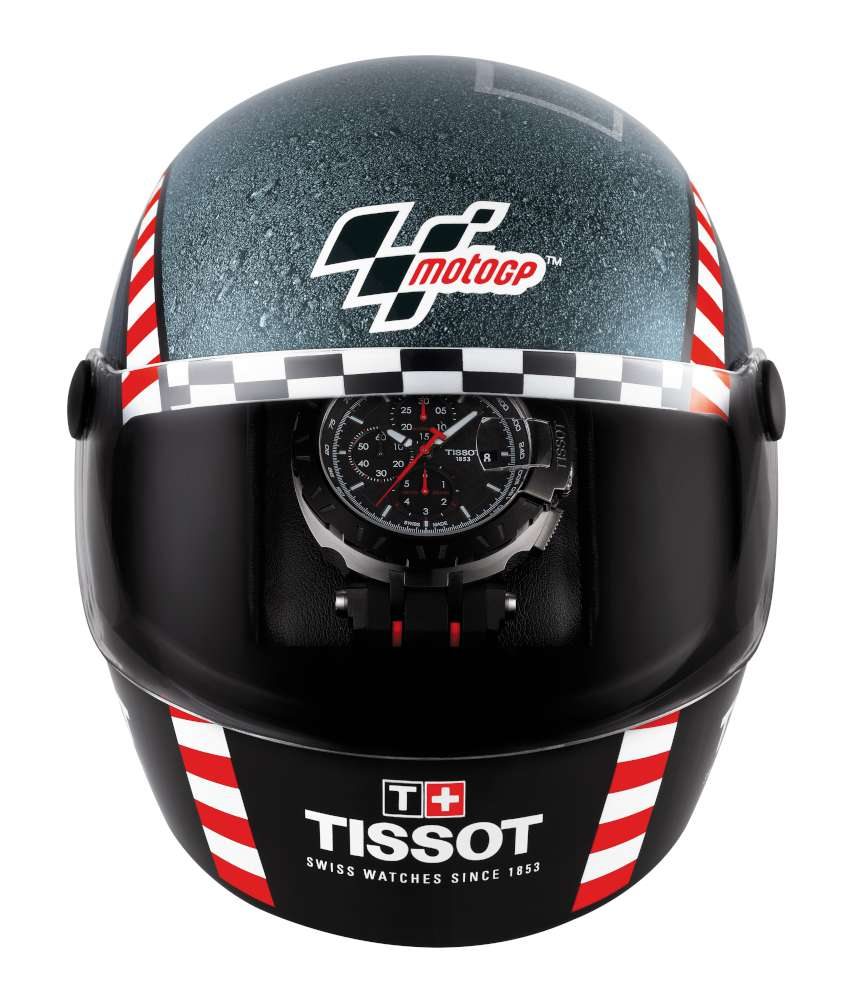 Tissot T-Race MotoGPTM Automatic Limited Edition 2016, case