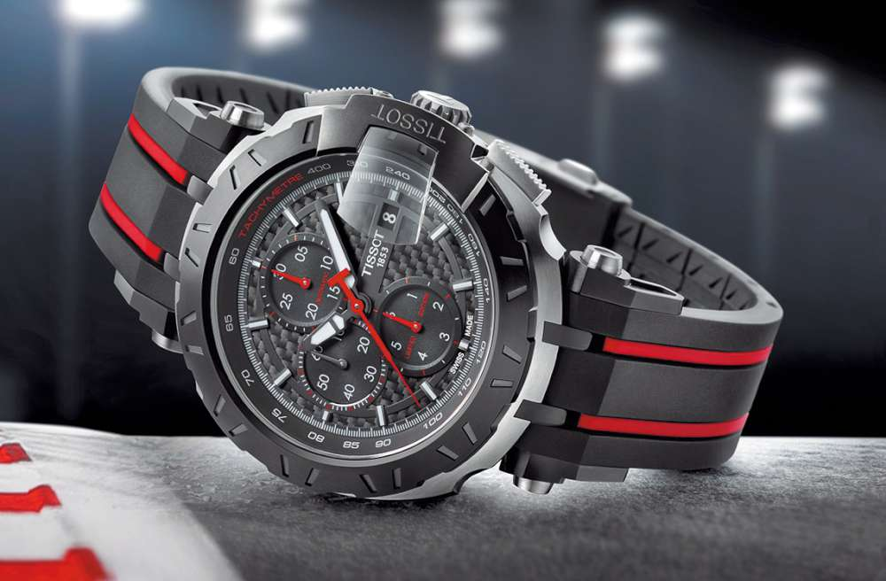 Tissot T-Race MotoGP Automatic Limited Edition 2016 - Time ...