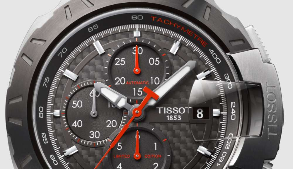 Tissot T-Race MotoGPTM Automatic Limited Edition 2016