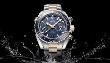 Omega Seamaster Planet Ocean 600M Master Chronometer Chronograph 45.5 mm