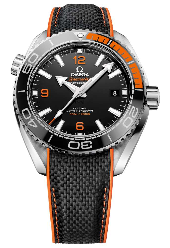 omega seamaster co-axial chronometer 600m/2000ft