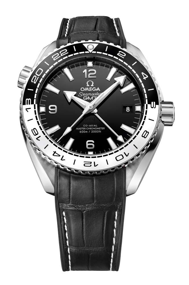 Omega Seamaster Planet Ocean 600m Co Axial Master