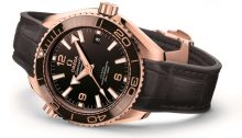 Omega Seamaster Planet Ocean 600M Chocolate