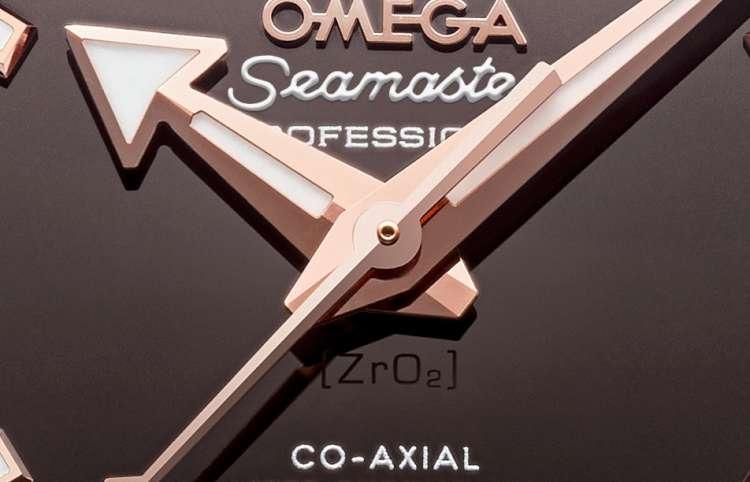 Omega Seamaster Planet Ocean 600M Chocolate