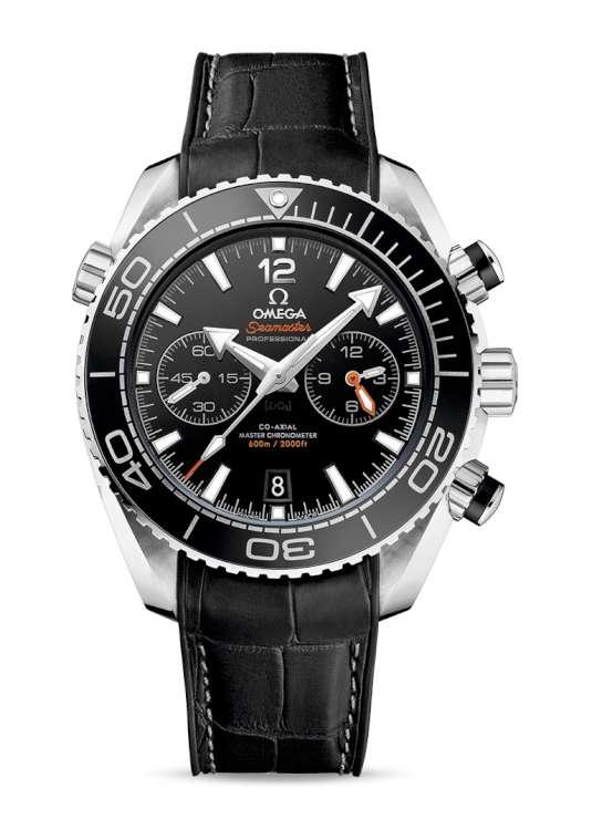 Omega Seamaster Planet Ocean 600M Master Chronometer Chronograph 45.5 mm