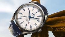 Omega Seamaster Aqua Terra 150M GoodPlanet GMT, reference 231.92.43.22.04.001
