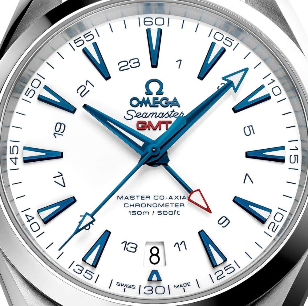 Omega Seamaster Aqua Terra 150M GoodPlanet GMT, reference 231.92.43.22.04.001