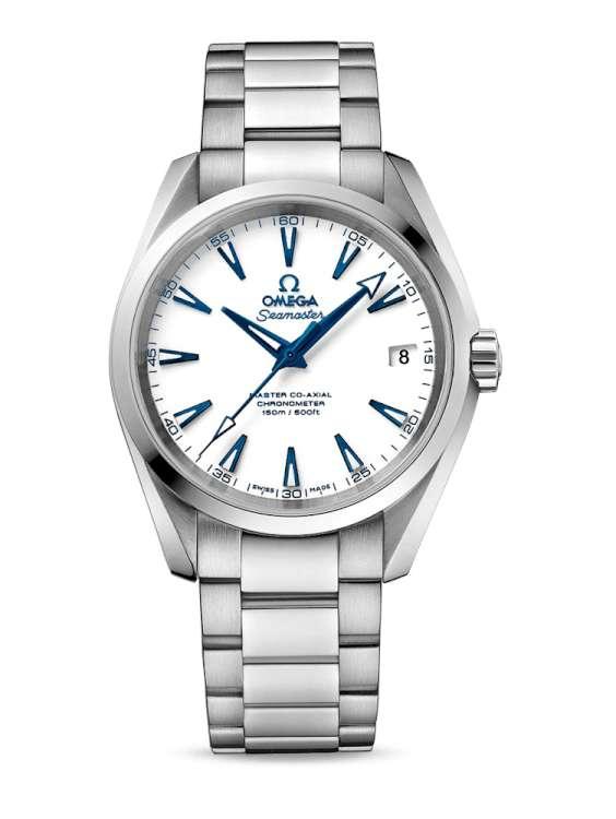 Omega Seamaster Aqua Terra 150M Good Planet 38.5mm, titanium bracelet