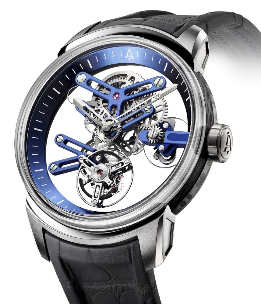 Angelus U20 Ultra Skeleton Tourbillon