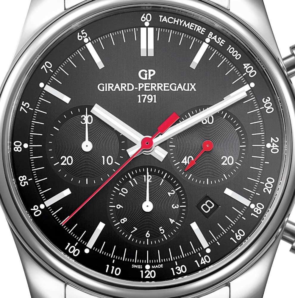 Girard-Perregaux Competizione Stradale, 49590-11-111-BBBA