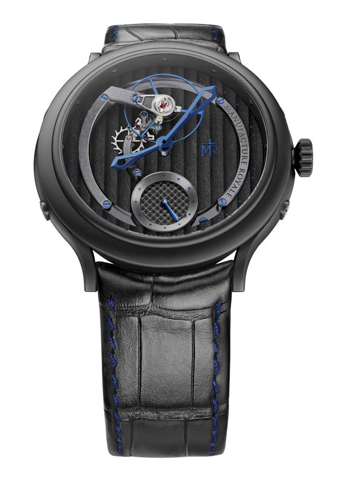Manufacture Royale Voltige Black Feather