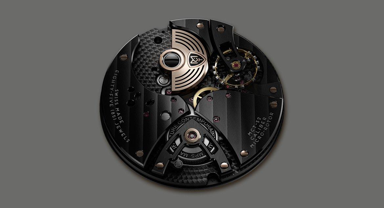 Manufacture Contemporaine du Temps Sequential Two S210, S200 movement