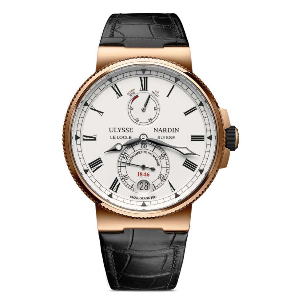 Ulysse Nardin Marine Chronometer 1183-122-40