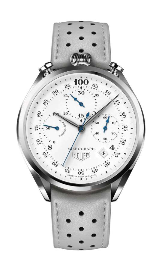 TAG Heuer Carrera Mikrograph Anniversary Edition
