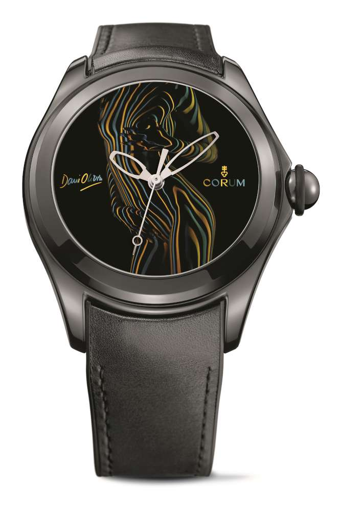 Corum Bubble Dani Olivier