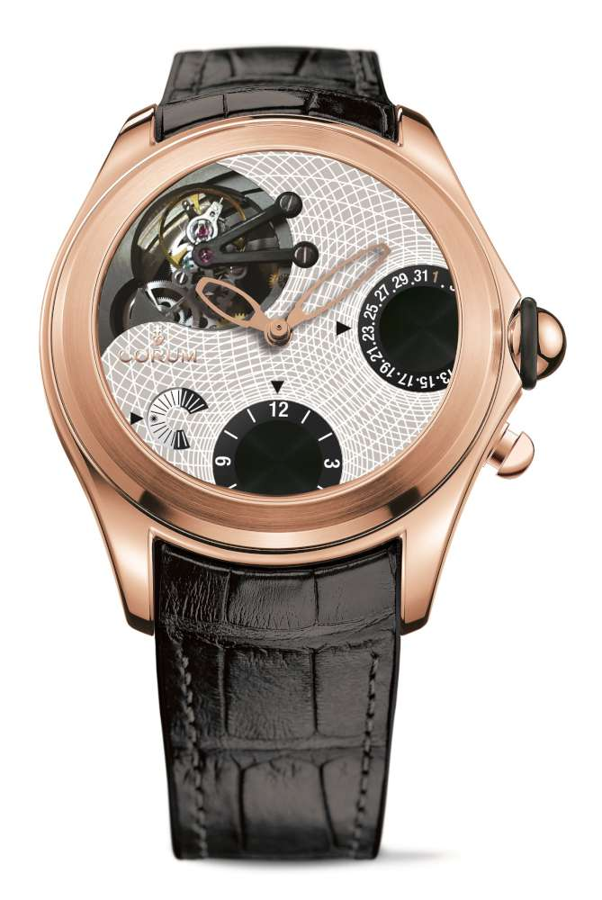 Corum Bubble Tourbillon GMT
