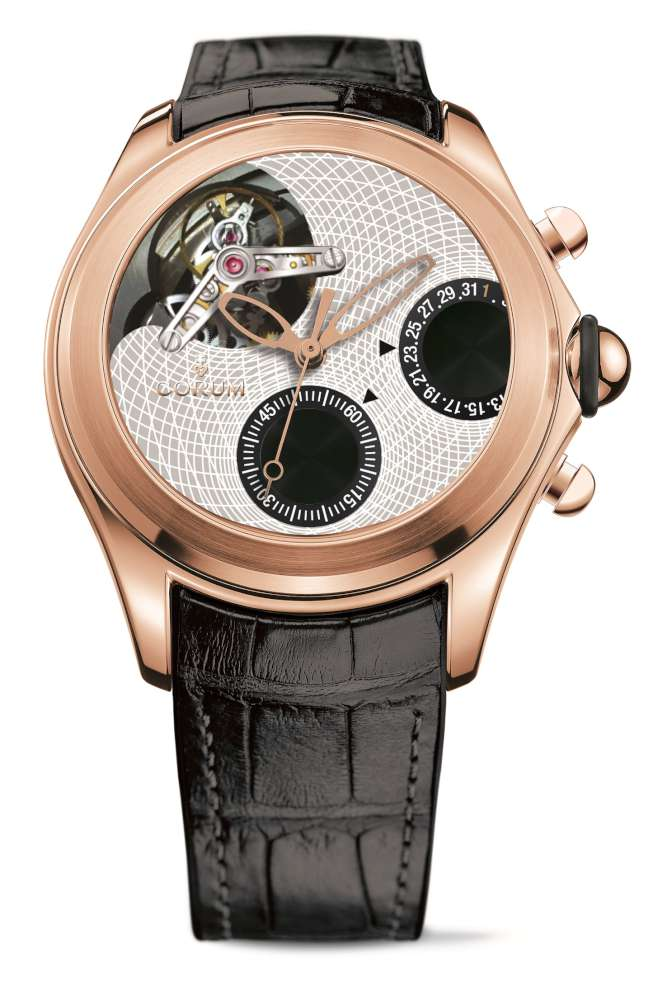 Corum Bubble Tourbillon Chronograph