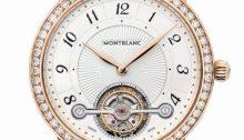 Montblanc Boheme ExoTourbillon Slim reference114736