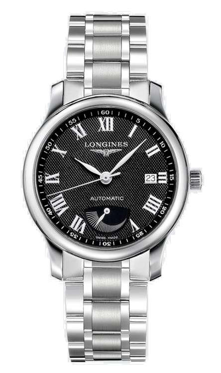 Longines Master Collection marine-style watch