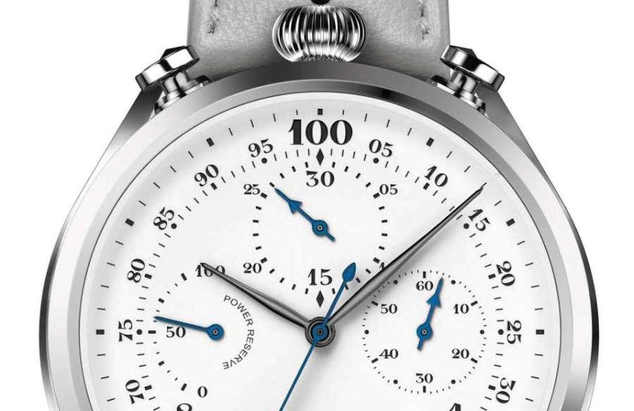 TAG Heuer Carrera Mikrograph Anniversary Edition