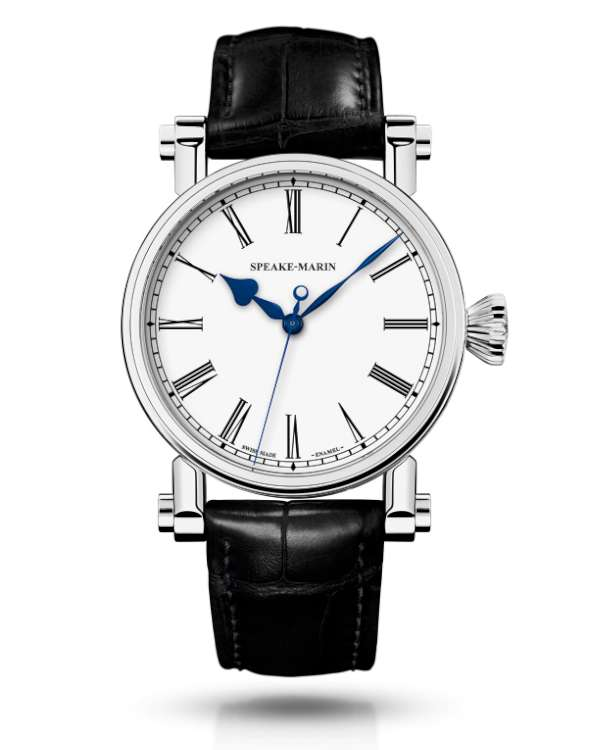 Speake-Marin Resilience 38 mm Steel