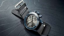 Blancpain Fifty Fathoms Bathyscaphe Chronographe Flyback Ocean Commitment II