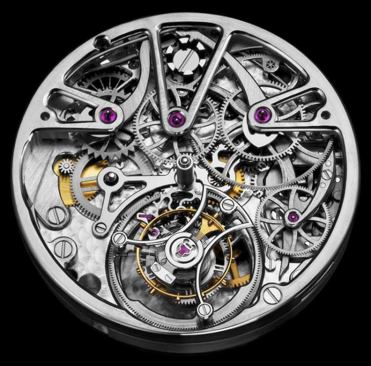 AkriviA Tourbillon Monopusher Chrono