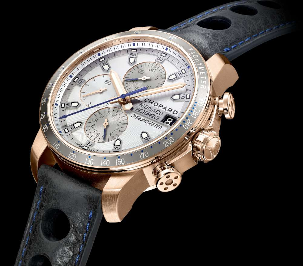 Chopard Grand Prix de Monaco Historique 2016 Race Edition, gold
