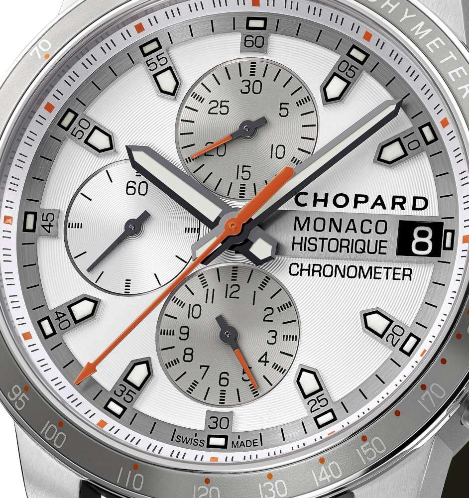 Chopard Grand Prix de Monaco Historique 2016 Race Edition, steel and titanium