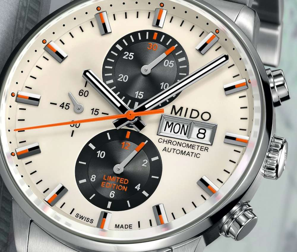 Commander Chronometer Limited Edition