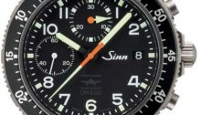 Sinn pilot's chronograph 103-Ti IFR