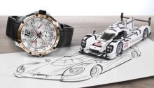 Chopard Superfast Porsche Motorsport 919 Limited Victory Edition