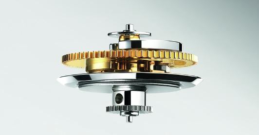 Rolex Daytona vertical clutch