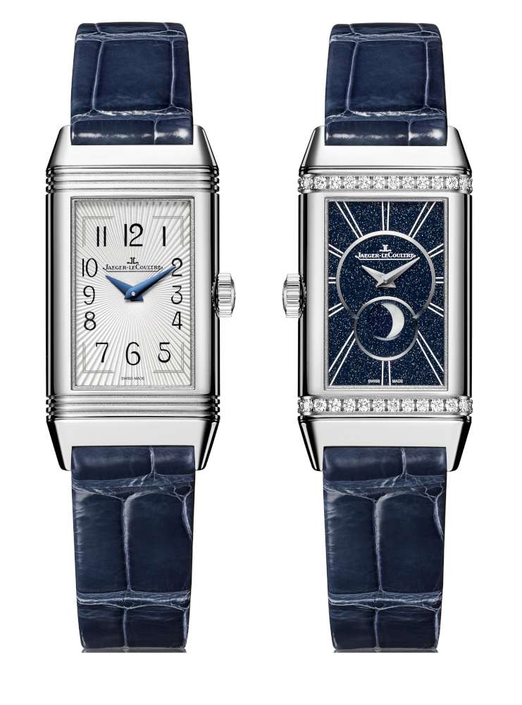 Jaeger-LeCoultre Reverso One Duetto Moon, steel