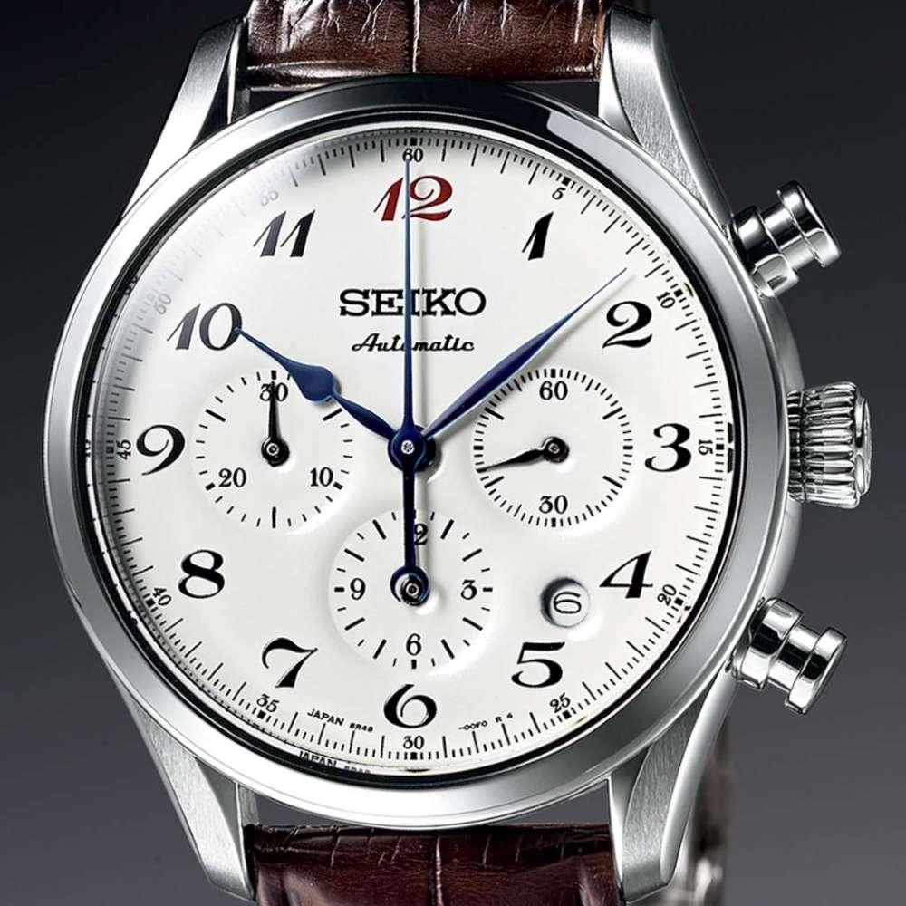 Seiko Presage Chronograph SRQ019J1