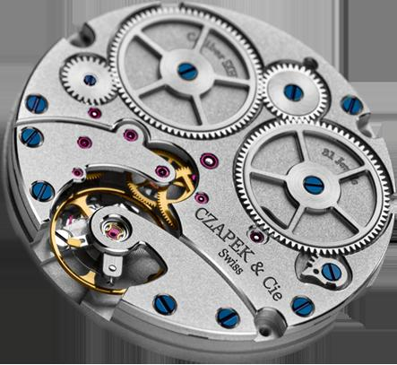 Calibre SXH1, by Chronnode for Czapek