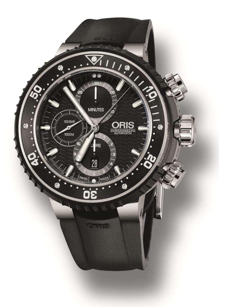 Oris ProDiver Chronograph