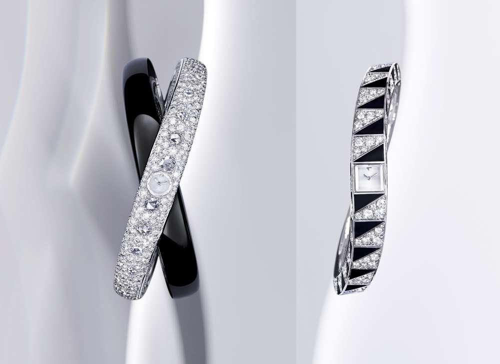 Cartier Rings of Saturn