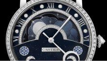 Rotonde de Cartier Day/Night Retrograde Moon Phases